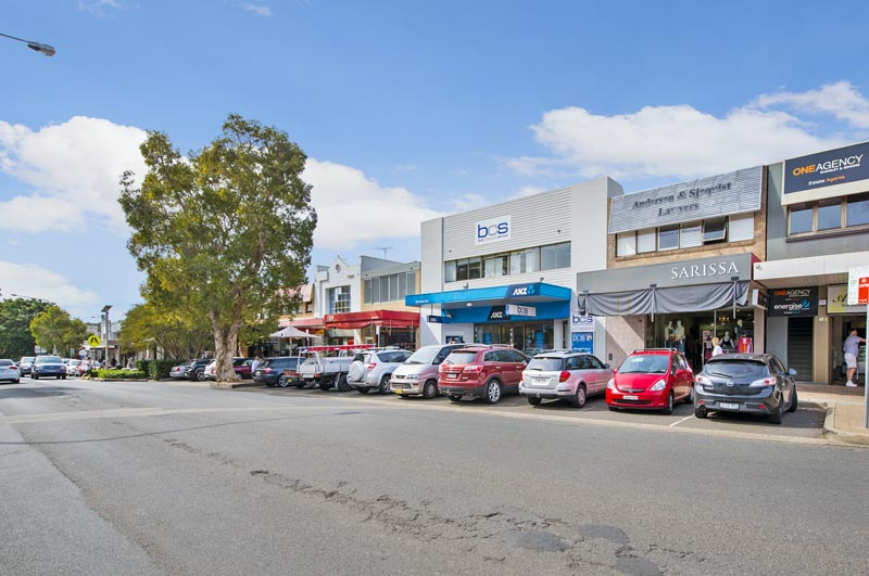 Retail Property Leased Mona Vale