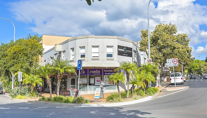 Retail Property Sold Mona Vale