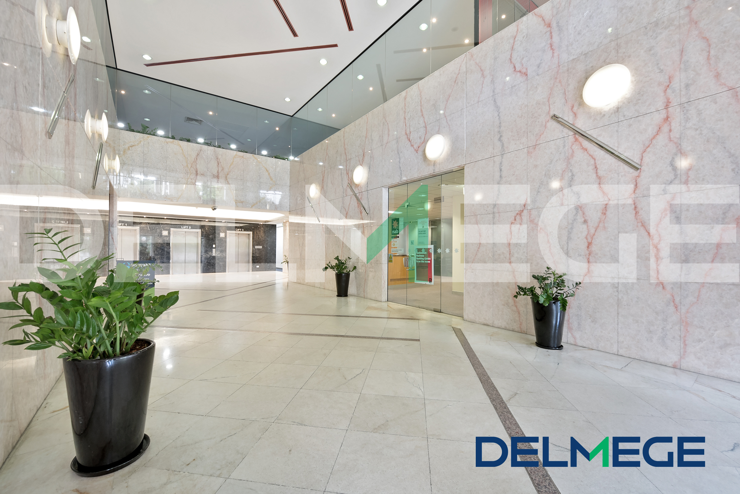 Office leased on Northern Beaches by Delmege