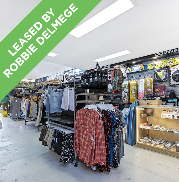 Mona Vale retail property leased