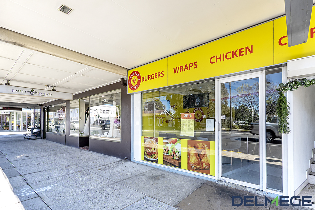 Retail Property Leased Northern Beaches