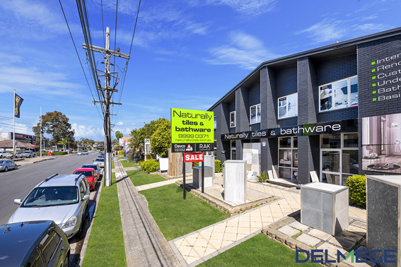 Industrial property leased in Mona Vale