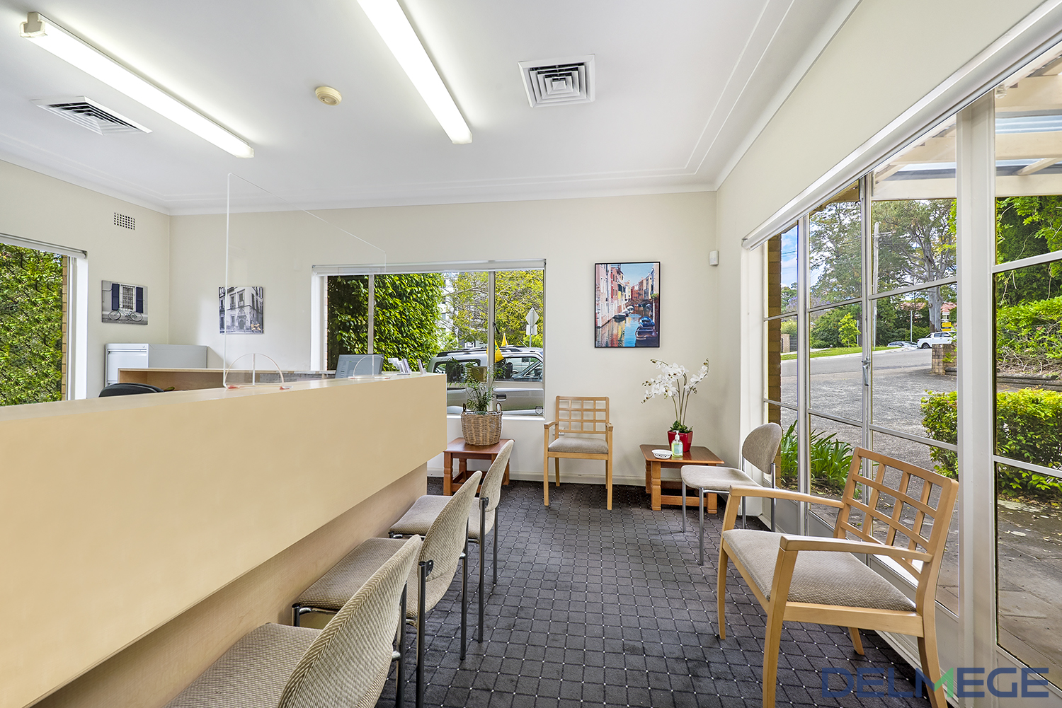 Office SOLD on Northern Beaches by Delmege