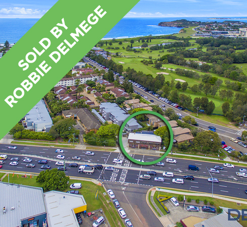 Tex Mex building sold in Mona Vale by Delmege
