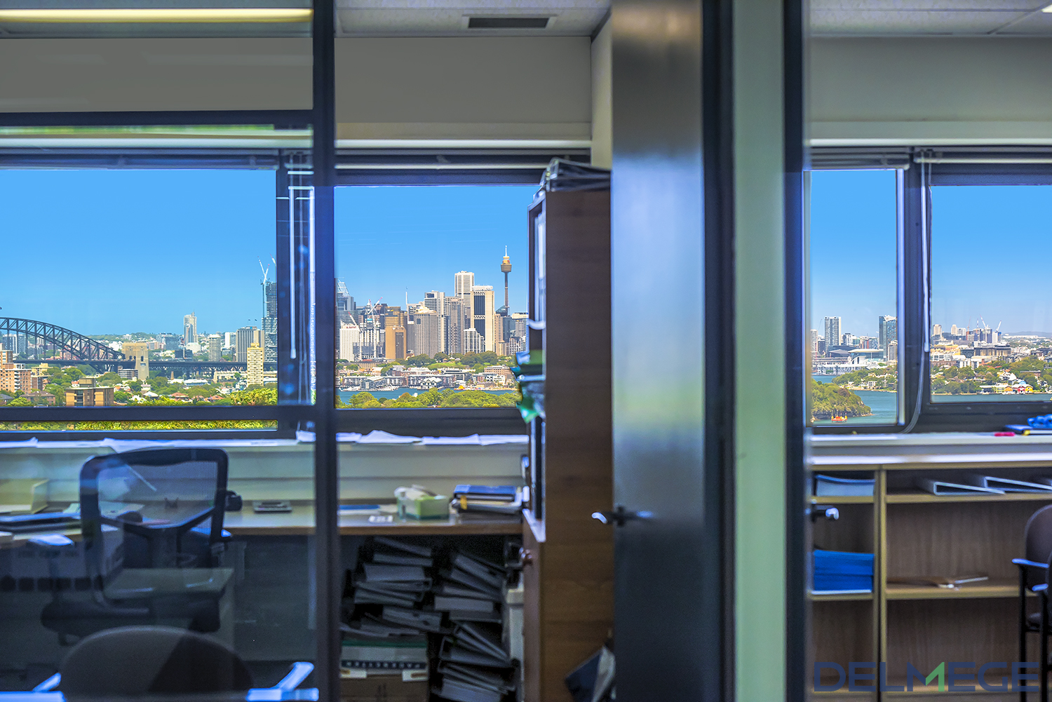 Office for lease in northern beaches Pacific Highway St Leonards