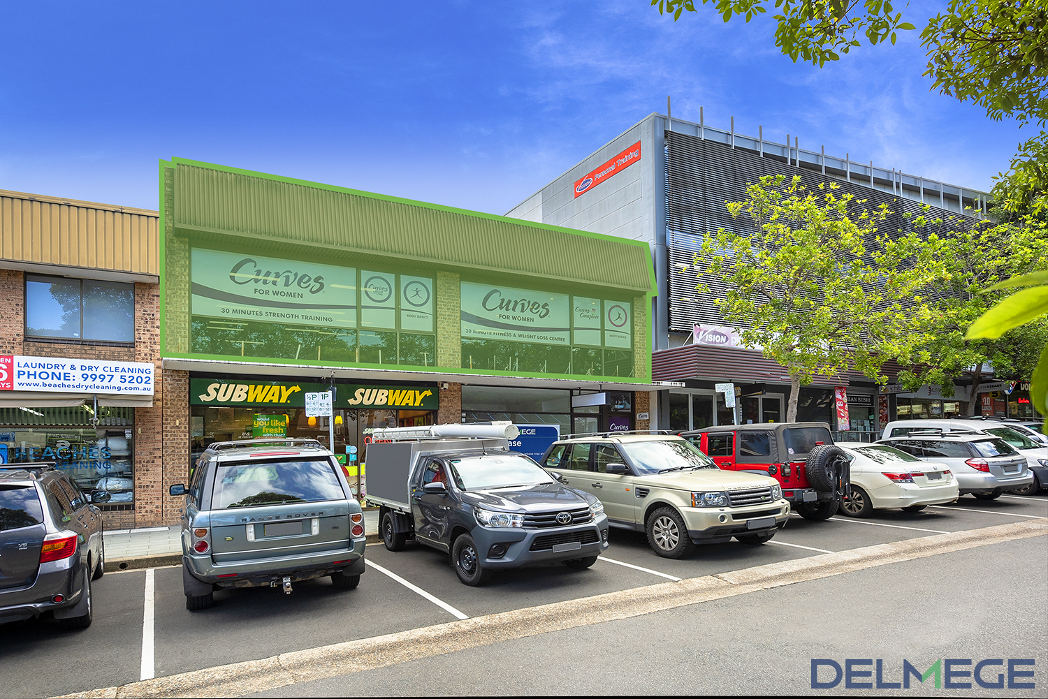 Commercial property for lease in Mona Vale