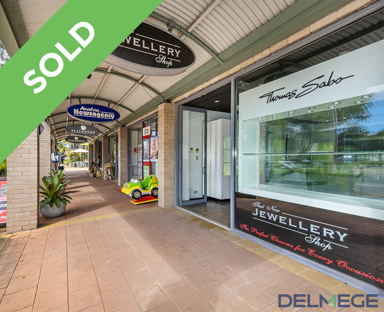 Retail Property sold in Avalon